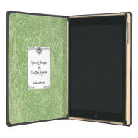 Specially Designed Marmarino Green Plaster iPad Air Cases