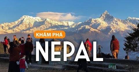 TRAILER: Khám phá Nepal, đất nước vùng Himalaya | Yêu Máy Bay