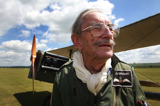 Tributes paid to Spitfire pilot who died after hit-and-run crash