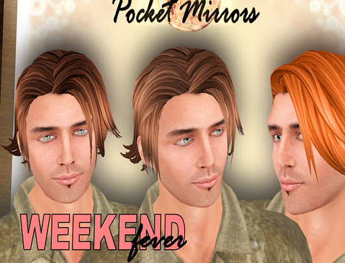 50L Weekend Fever Pocket Mirrors Sidney