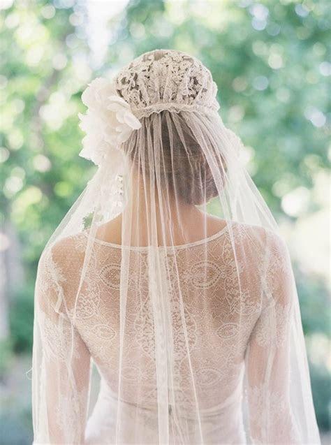 Juliet Cap Veils That Will Take Your Breath Away