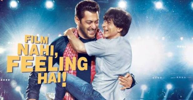 Zero Song Isaaqbaazi: SRK-Salman's Electrifying Chemistry Is Not To Be Missed