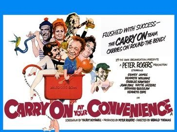 Carry On At Your Convenience Film