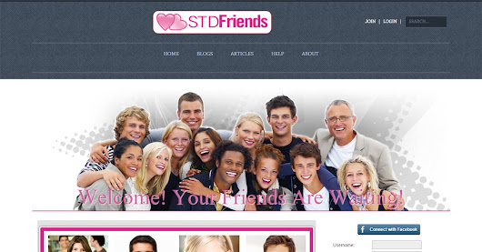 STD Friends Review - Herpes Dating Sites