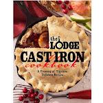 Lodge CBLCI Cast Iron Cookbook