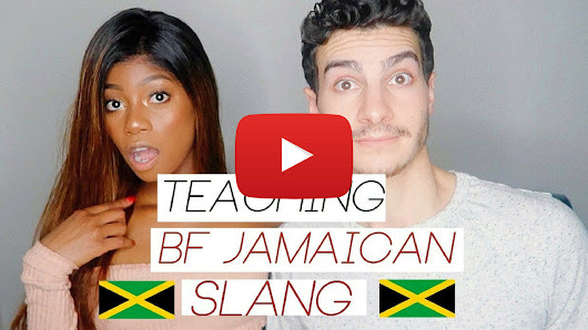 WATCH: White Boyfriend Learns Jamaican Patois !! (Cringy) - Jamaican Videos