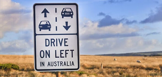 Right or Left? Which Countries Drive On Which Side Of The Road