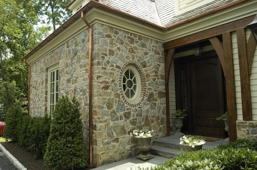 What Was Old Is New: Thin Stone Veneer - Masonry Magazine