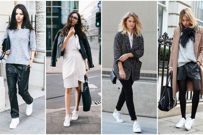 Cara Buat Sepatu Kets Putih Tampak Seperti Baru Gampang Banget Kok