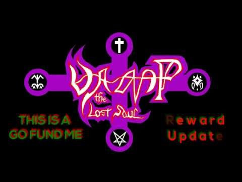 Click here to support Vamp The Lost Soul Manga Project by James Raven