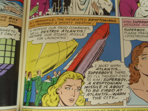kryptonian missle