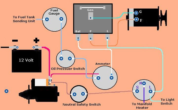 Wiring Diagram  27 Mf135 Wiring Diagram