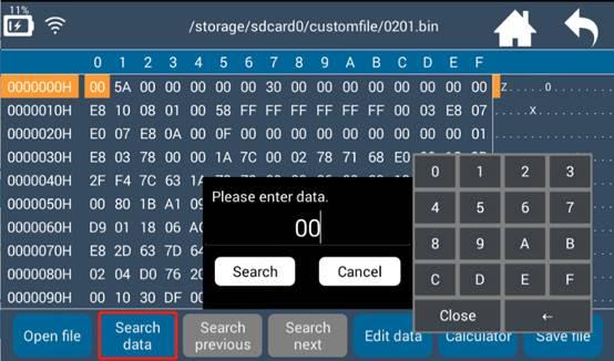 lonsdor-k518ise-update-hex-editor-09