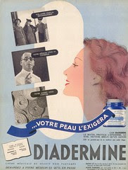 Diadermine Marie-Claire n°110 - 7 avril 1939