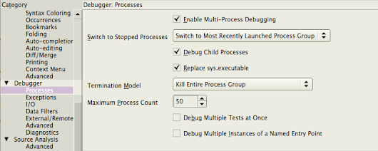 Multiprocess Debugging in Wing IDE Pro 5.1 - Wingware Python IDE