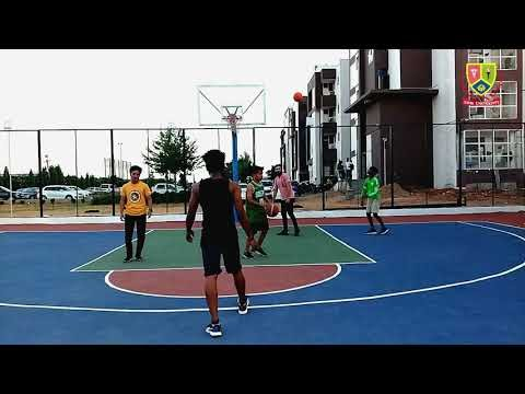 Basketball Court of Nims Sports Club | Fitness Center