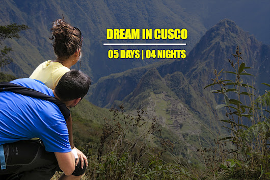 DREAM IN CUSCO