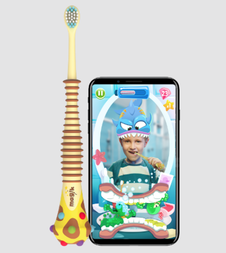 CES 2018: Magik AR Toothbrush for Kids – Podfeet Podcasts