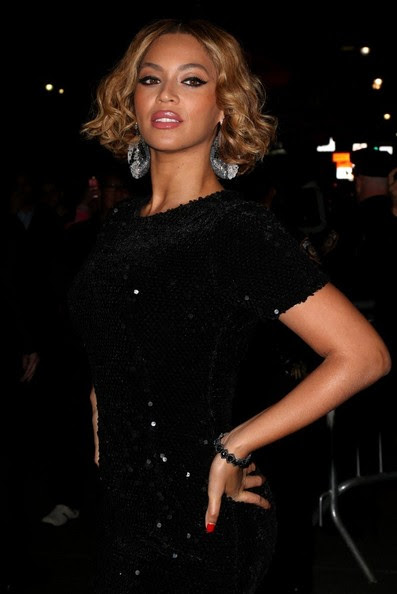 Beyonce Knowles - Topshop Topman New York City Flagship Opening Dinner