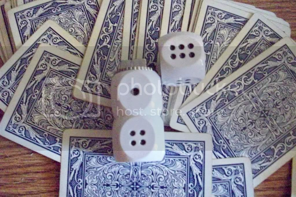 white dice 2