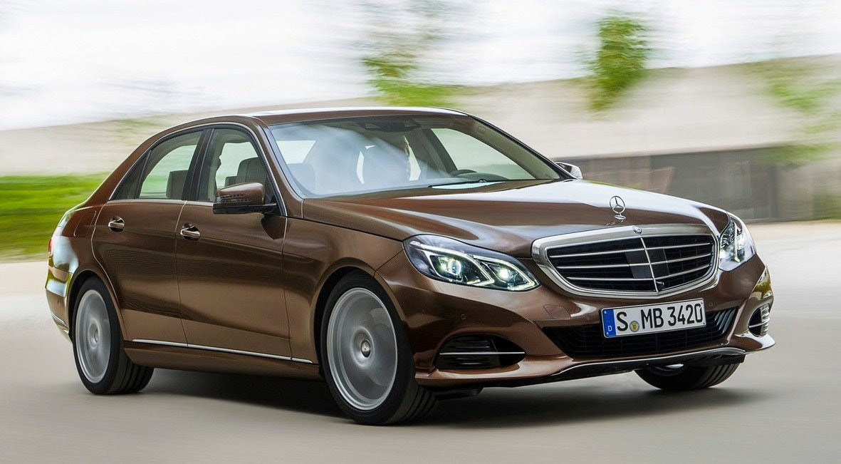 2013 Mercedes-Benz E-Class revealed in leaked images ...