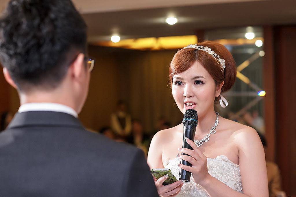 學誠&尹宣 浪漫婚宴 (73)