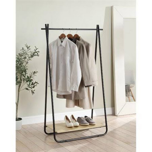 Organize It All 17521W1P Garment Clothing Rack