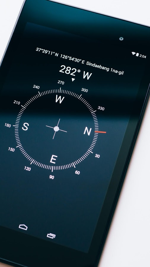 Digital Compass For Travelers Apk Thing Android Apps