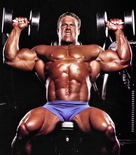 Bodybuilding with the Help of Steroids
