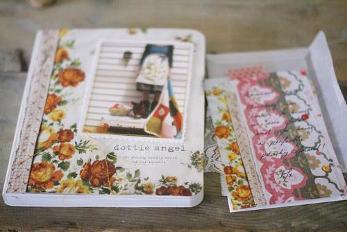 dottie angel day by wood & wool stool