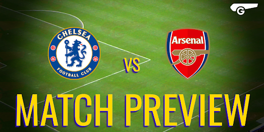 Is a point the best Arsenal can hope for against Chelsea?