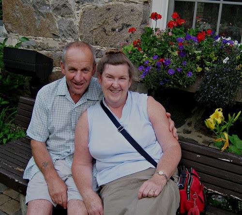papie & nono's visit: picton