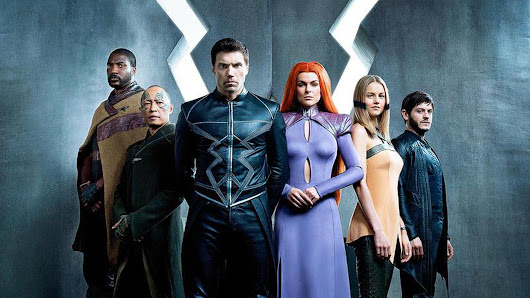 Watch the first trailer for Marvel's Inhumans