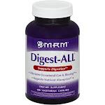 MRM Digest-All, Vegetarian Capsules - 100 capsules