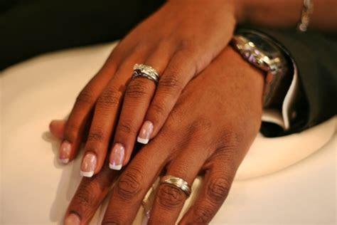 Not Wearing Your Wedding Ring is a Big Deal? Abuja Married