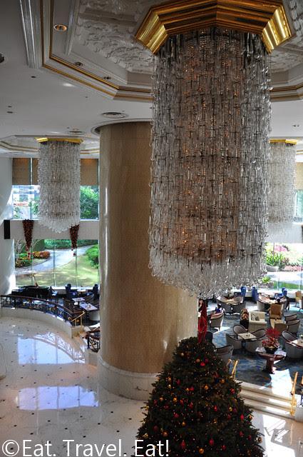 Island Shangri-La Lobby