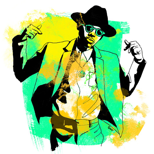 A Portrait in Style: Theophilus London, Hip Hop Artist