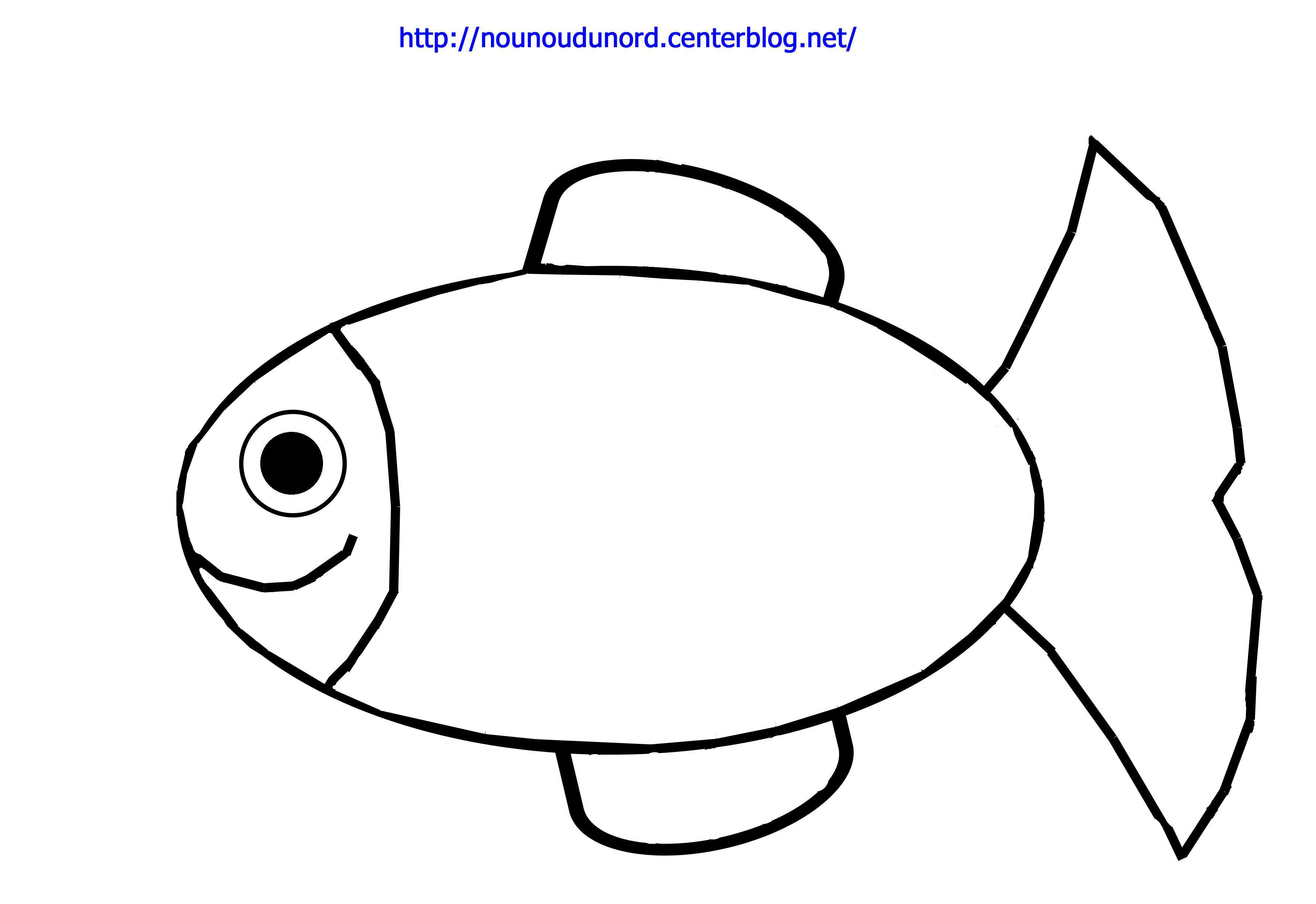 106 Dibujos De Pescado Para Colorear Oh Kids Page 10