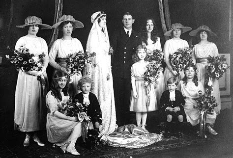 1919 Princess Connaught's wedding   Grand Ladies   gogm