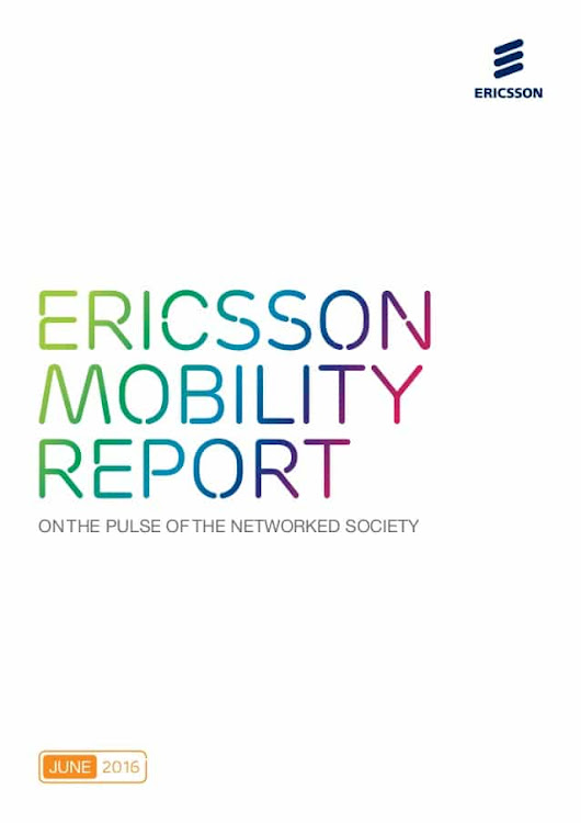 Ericsson mobility report 2016 - Alexander Jarvis