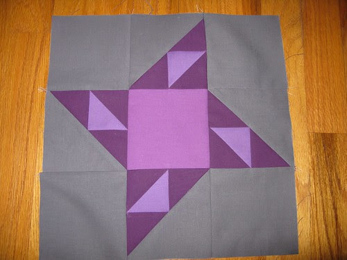 Faceted Friendship Star, Neutral and Not, March