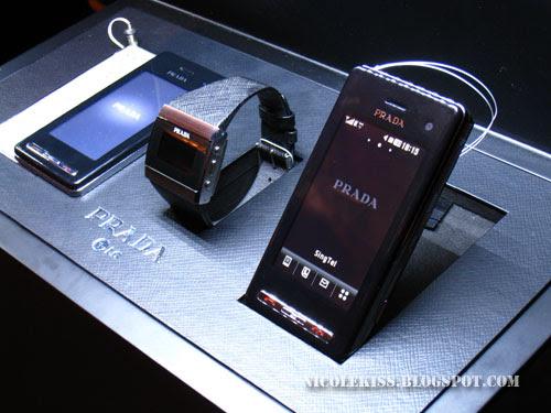 new prada phone set