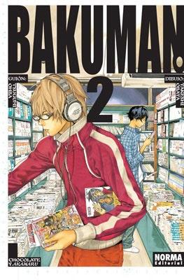 Críticas de cómics: Bakuman 2, pasar el rato viendo un sueño cumplirse