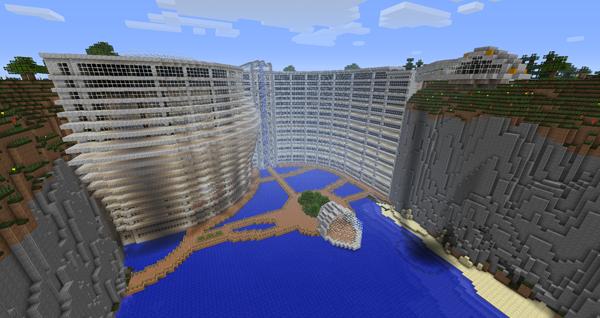 Minecraft Construire Un Hotel Nyepi A