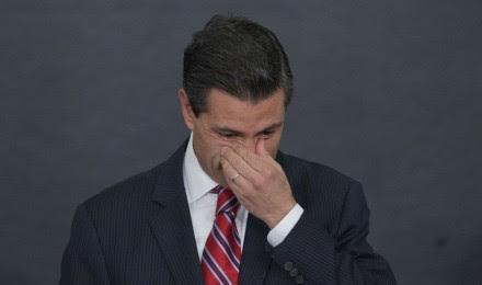 El presidente Enrique Peña Nieto. Foto: Octavio Gómez/Proceso.