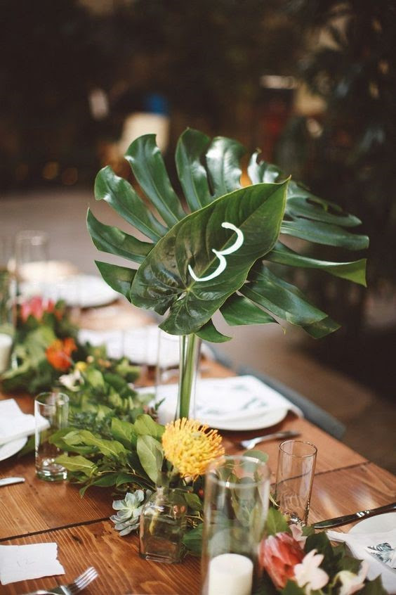 6 Interesting Greenery Ideas To Use Leaves For Your Wedding