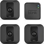Blink XT2 Three Camera Outdoor/Indoor Smart Security Camera