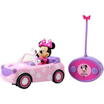 Disney's Minnie Mouse Remote Control Toy Roadster