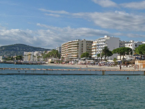 Travel Europe - Places of Interest in Juan-les-Pins