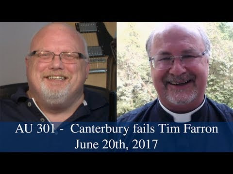 Anglican Unscripted #301 – Canterbury fails Tim Farron